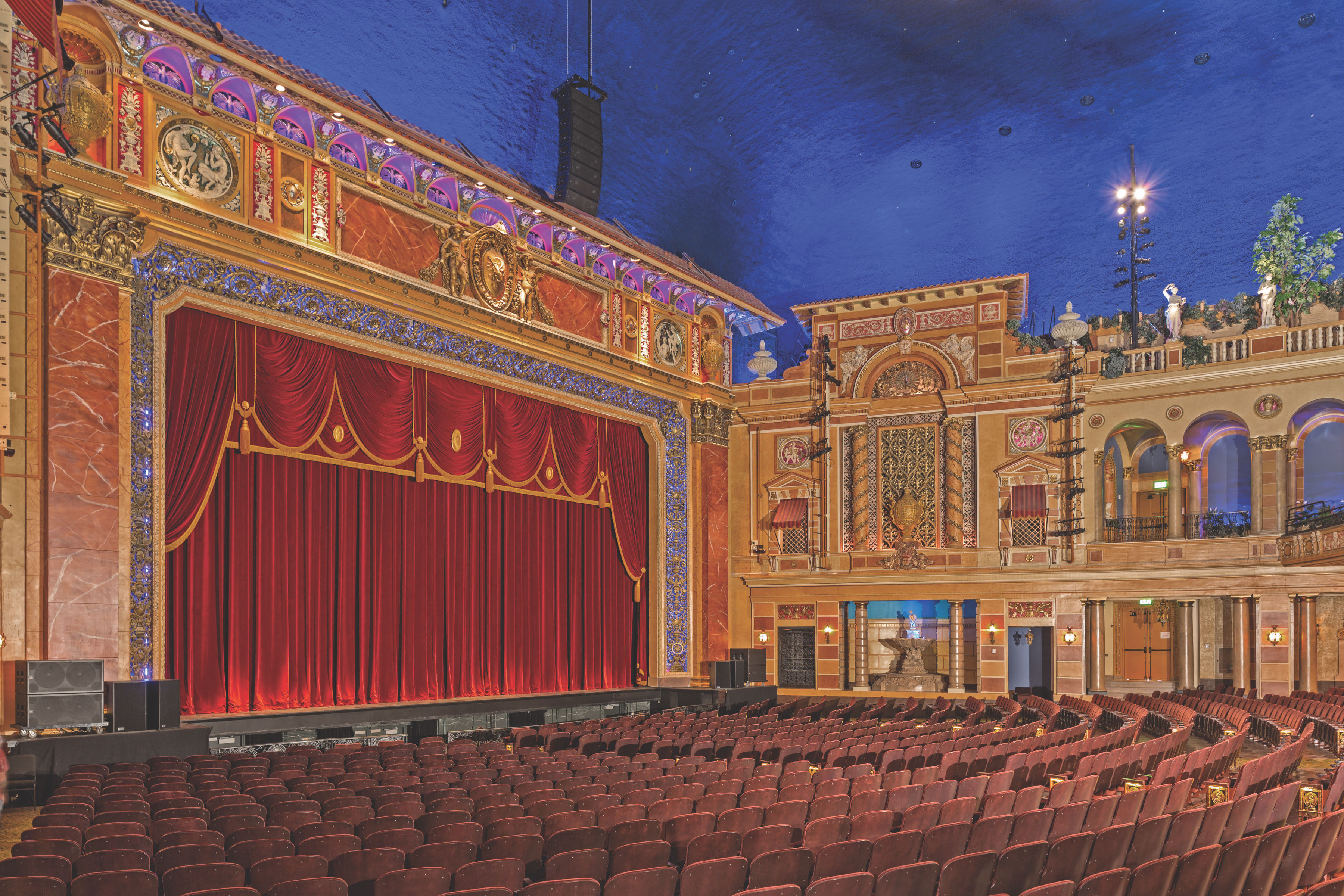 Florentine Splendor: Why the Saenger Theatre is of Paramount Importance